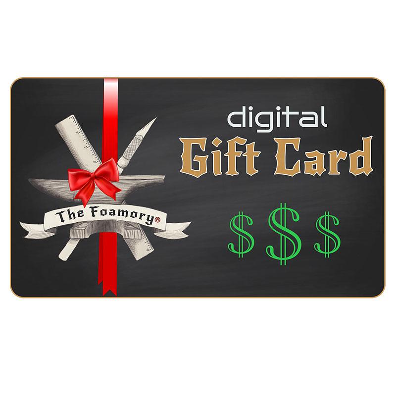 The Foamory Gift Card